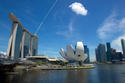 Marina Bay - Hotel and Art science museum Singapore